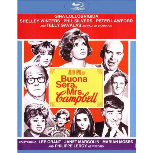 Buona Sera, Mrs. Campbell [Blu-ray] [1968]