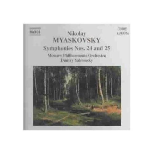 Myaskovsky...