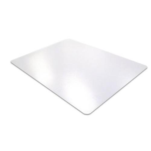 Floortex Cleartex Mat 60''x60'' Polycarbonate Chair Mat for All Pile Carpet, Square (FR1115015023ER)