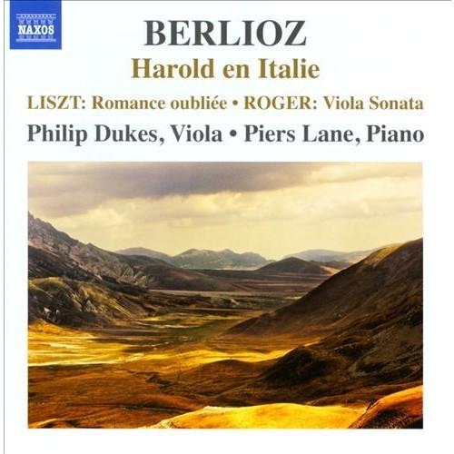 Berlioz: Harold en Italie [CD]