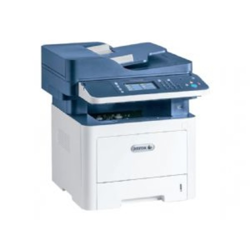 Xerox WorkCentre 3335/DNIM - Multifunction printer - B/W - laser - Legal (8.5 in x 14 in) (original) - Legal (media) - up to 35 ppm (printing) - 300 sheets - USB 2.0, Gigabit LAN, Wi-Fi - Metered