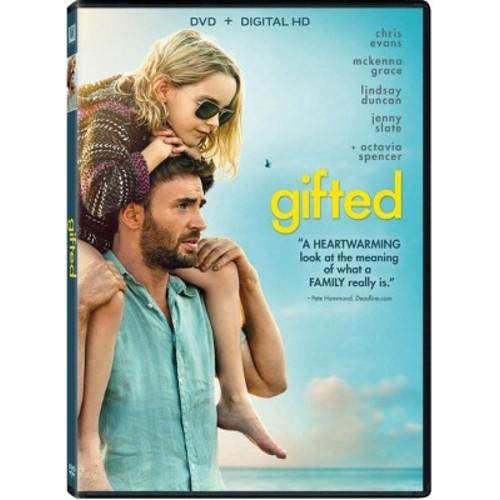 Gifted [DVD] [Digital HD]