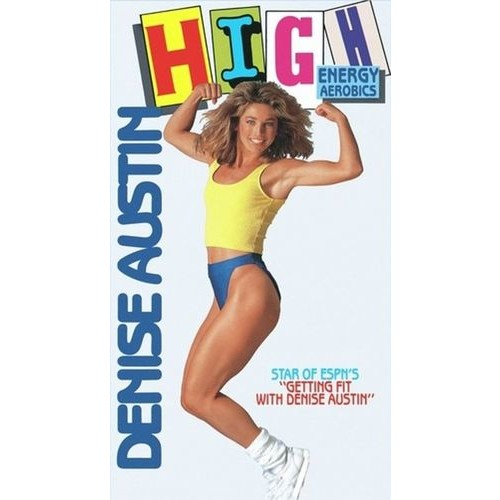 Denise Austin: High Energy Aerobics [DVD] [1989]