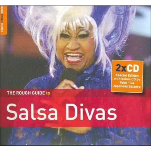 Rough Guide to Salsa Divas [Special Edition] [Bonus CD] [Enhanced CD]