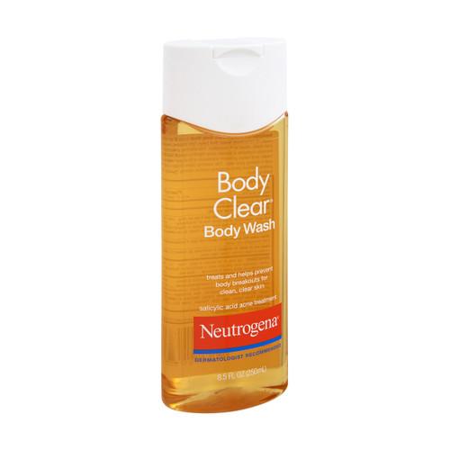 Neutrogena Body Wash Body Clear