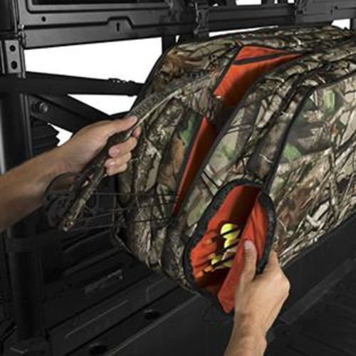 Classic Accessories 18-127-016001-00 Next Vista G1 Camo Quadgear Utv Deluxe Double Bow Case (For Most Utv Roll Cages)