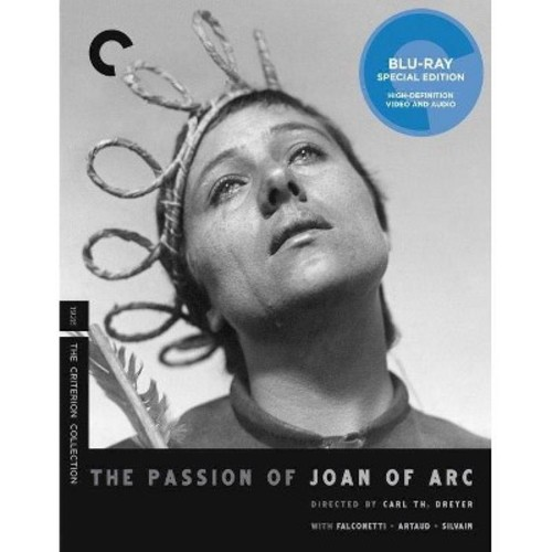 Passion Of Joan Of Arc (Blu-ray)