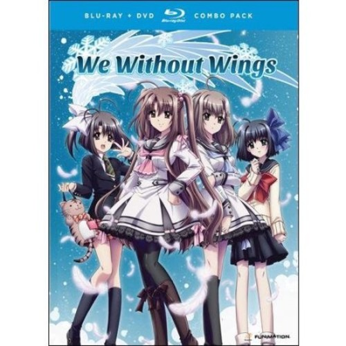 We Without Wings [Limited Edition] [4 Discs] [Blu-ray/DVD]
