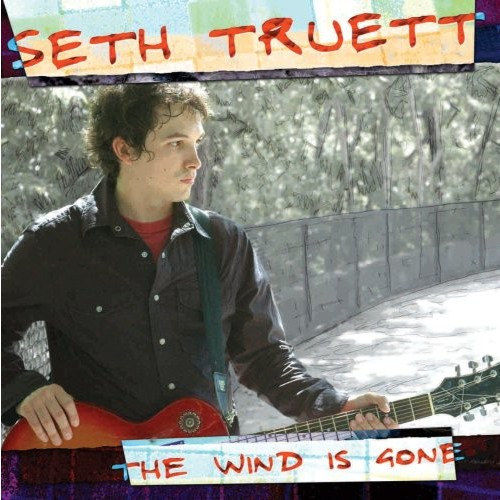 The Wind Is Gone [CD]