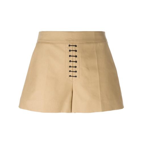 ALEXANDER WANG High-Waisted Shorts