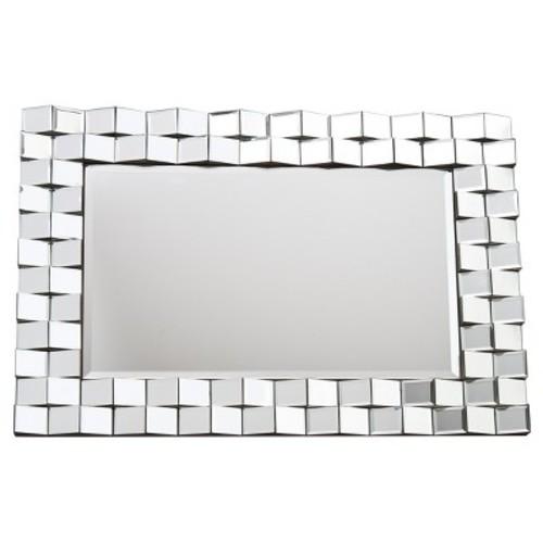 Lassie Decorative Mirror - Mirrored - Aiden Lane
