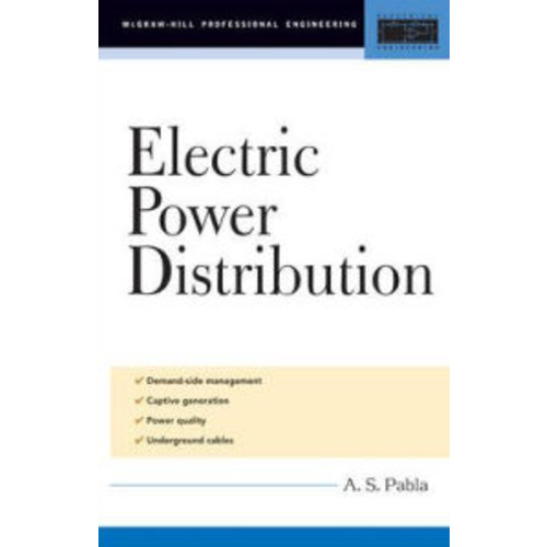 Electric Power Distribution / Edition 1
