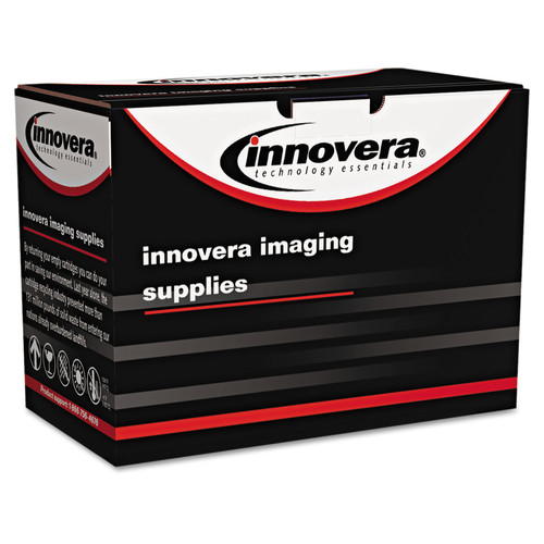 Innovera IVRM476BX Remanufactured CF380X (312X) High-Yield Toner, Black