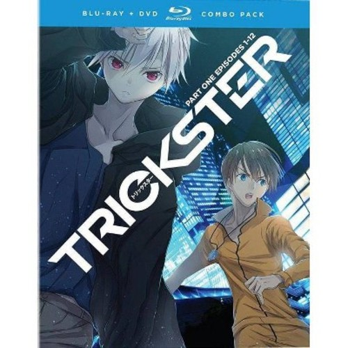 Trickster:Part One (Blu-ray)