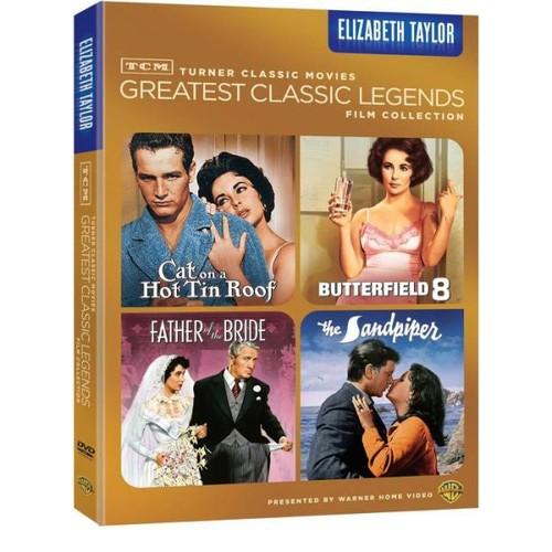 TCM Greatest Classic Legends Collection: Elizabeth Taylor [2 Discs]
