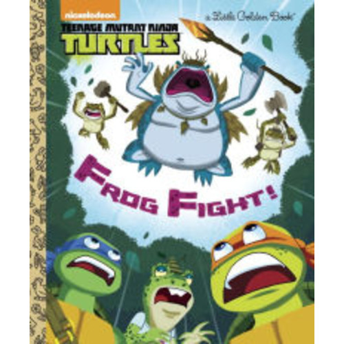 Frog Fight! (Teenage Mutant Ninja Turtles)
