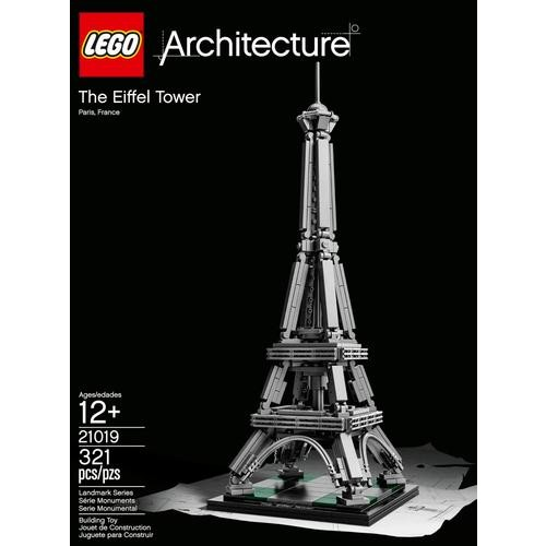 LEGO - Architecture The Eiffel Tower