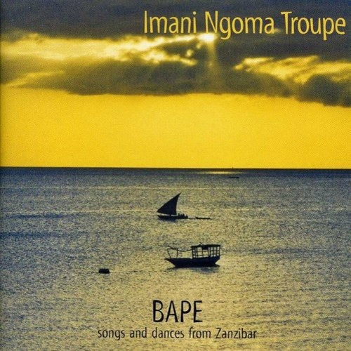 Bape: Songs and Dances from Zanzibar [Enhanced CD]