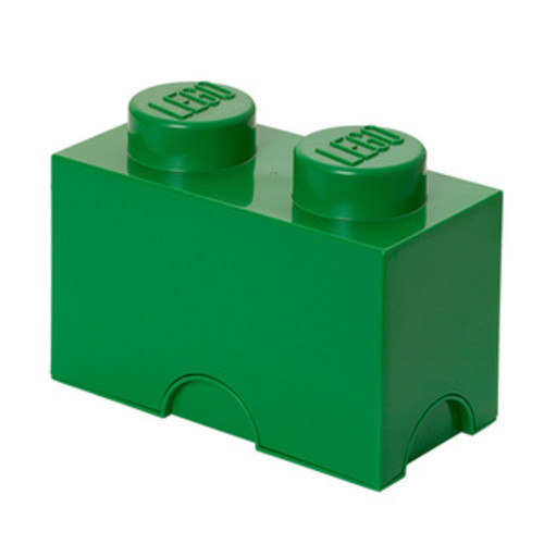 LEGO Black Round Storage Brick