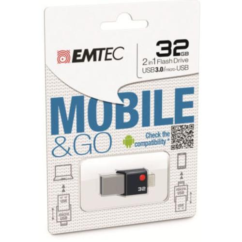 Flash Drive USB3.0 OTG 64GB T200 Mobile amp; Go