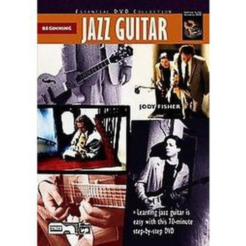 Beginning Jazz Guitar (Hardcover) (Jody Fisher)