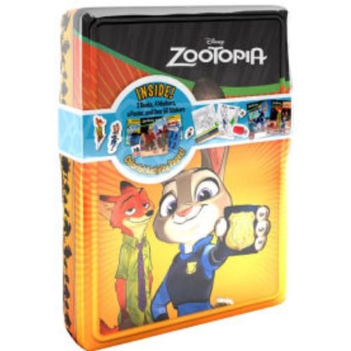 Disney Zootopia Happy Tin