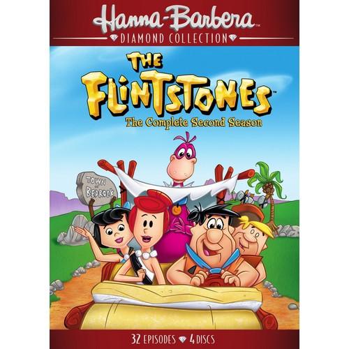 The Flintstones: The Complete Second Season [4 Discs] [DVD]
