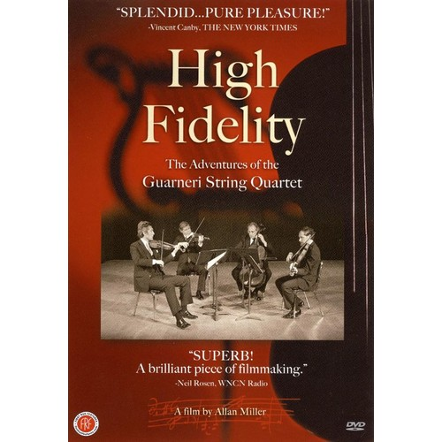 High Fidelity [WS] [DVD] [1988]