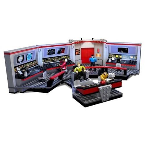 Mega Bloks Star Trek U.S.S. Enterprise Classic Bridge Construction Set