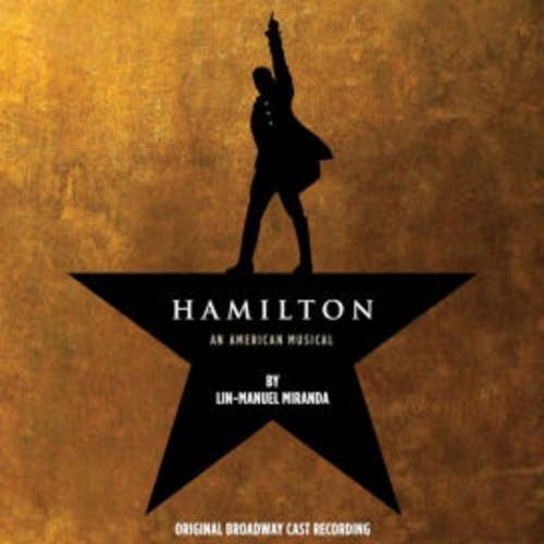 Hamilton [4 LP w/ Digital Download] [Original Broadway Cast Recording]