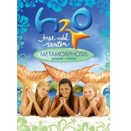 H2O: Just Add Water - Metamorphosis [DVD] [2008]
