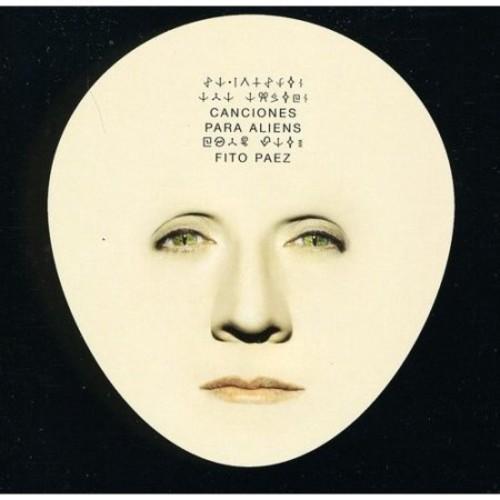Canciones para Aliens [CD]