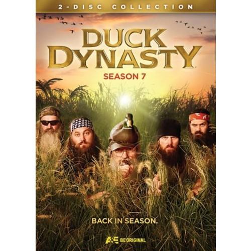 Duck Dynasty: Season 7 (2 Discs) (dvd_video)