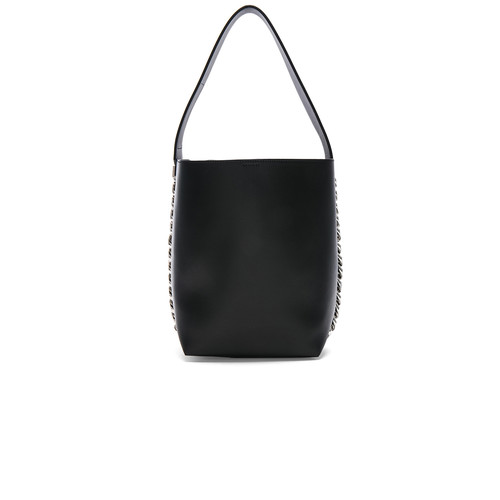 Givenchy Infinity Smooth Bucket Bag in Black