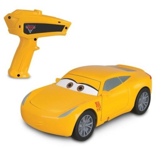 Disney Pixar Cars 3 - Cruz Ramirez Crazy Crash and Smash Vehicle