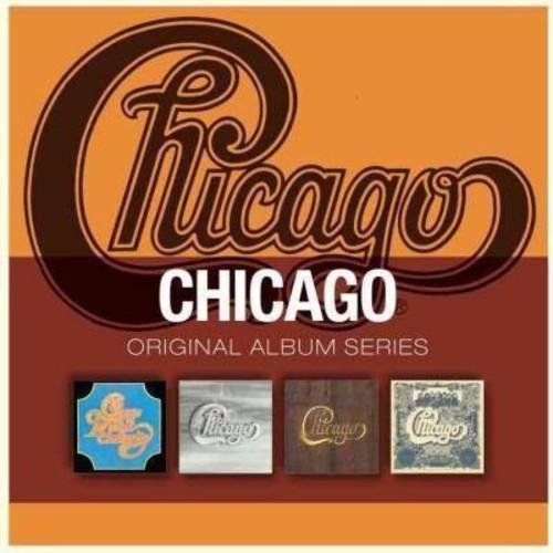 Chicago - Original album series (CD)