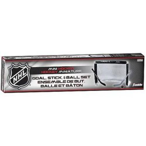 FRANKLIN NHL YOUTH MINI HOCKEY GOAL SET