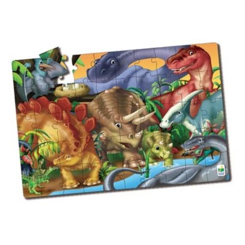 Jumbo Floor Puzzles, Dinosaurs