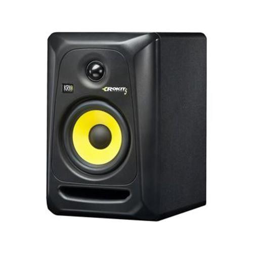 KRK ROKIT 5 G3 2-way powered studio monitor with 5