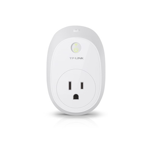 tp-link HS110 Wi-Fi Smart Plug with Energy Monitoring