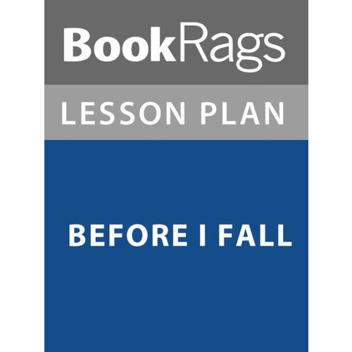 Lesson Plan: Before I Fall