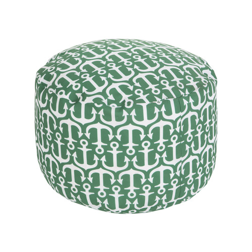Rain Anchor Pouf