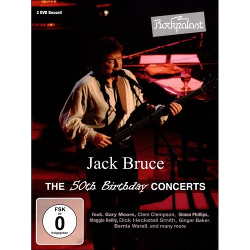 Rockpalast: 50th Birthday Concerts [Video] [DVD]
