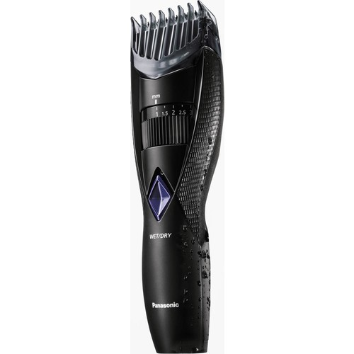 Panasonic - Wet/Dry Beard and Hair Trimmer - Black