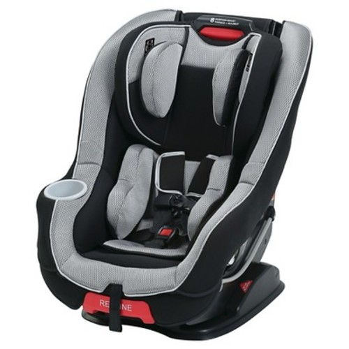 Graco Size4Me 65 Convertible Car Seat featuring Rapid Remove - Matrix