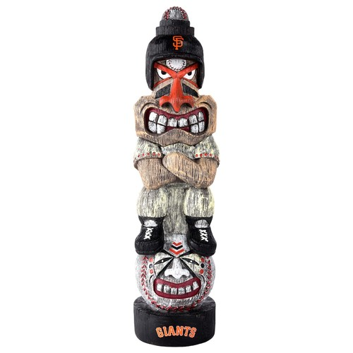 Forever Collectibles San Francisco Giants Tiki Figurine