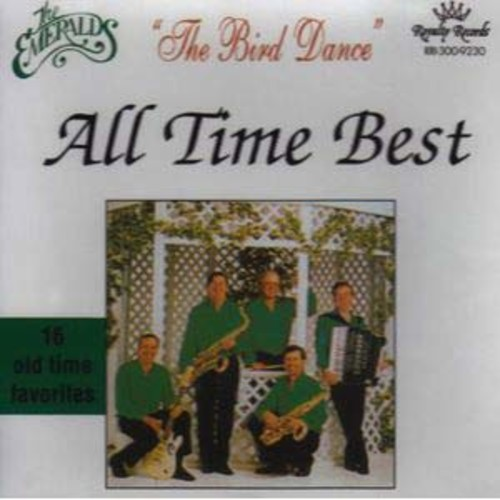 All Time Best By The Emeralds (Audio CD)