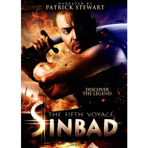 Sinbad: The Fifth Voyage [DVD] [2014]