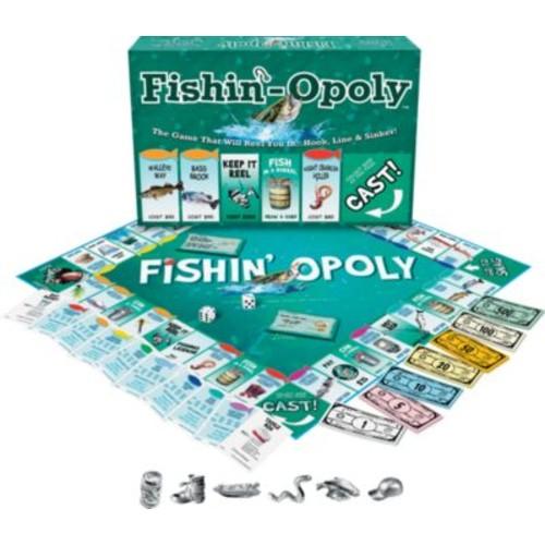 Fishin'-opoly Board Game