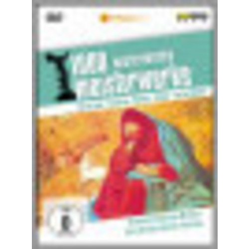 1000 Masterworks: Early Netherlandish Painting [DVD] [Eng/Fre/Ger]